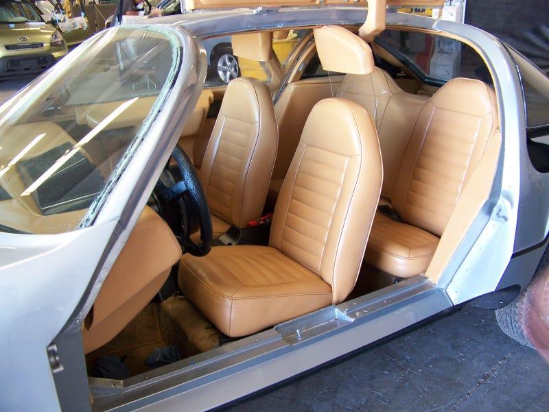 Gallery: RSV Safety Car