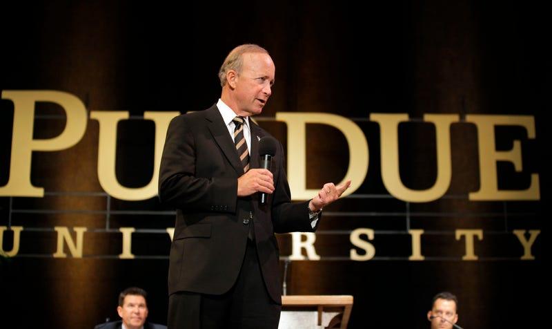 Mitch Daniels, President of Purdue, Tried to Ban Howard Zinn's Books