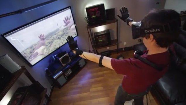 These New VR Gloves Will Turn You Into Iron Man
