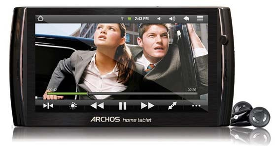 Choose One: The Archos 7 and Archos 8 Home 'Tablets' Each Cost $200