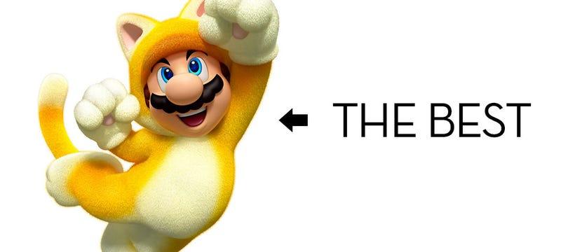 Super Mario 3D World: The Kotaku Review