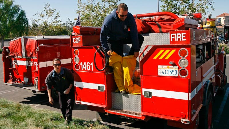 Los Angeles Fire Department Is Horribly Mismanaged, Rife with Nepotism