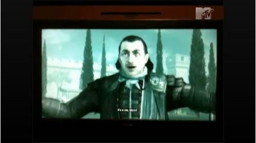 Here's That Mario Mention in Assassin's Creed II