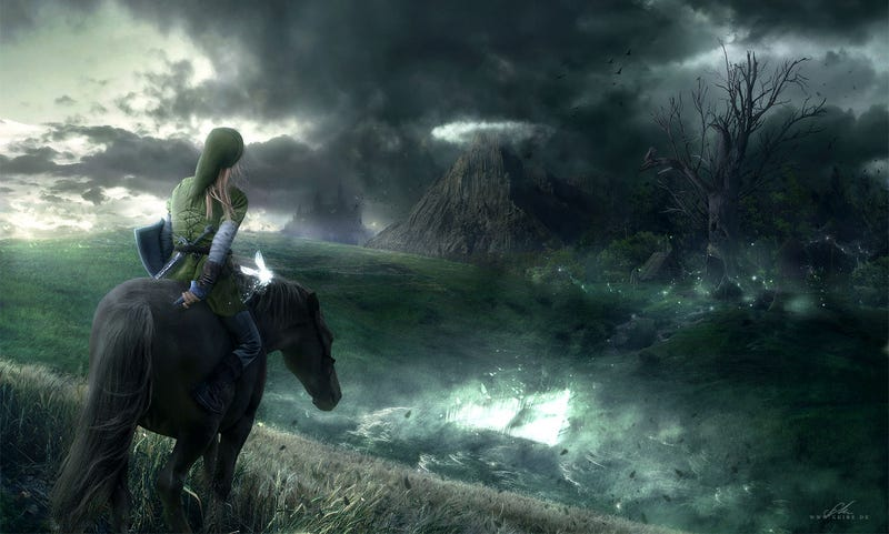 Zelda's Song of Storms, Recreated