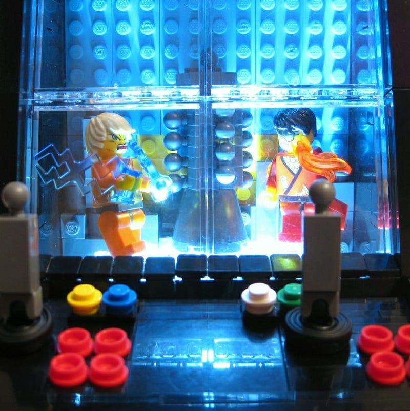 Lego Arcade Console