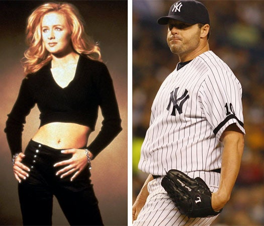 Mindy McCready Did Not Have Sex With Roger Clemens When She Was 15. Gawd