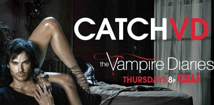 Watch Vampire Diaries and get the clap!