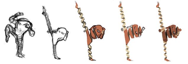 High Kicks All Day! Hitmonlee, Pokemon One a Day!
