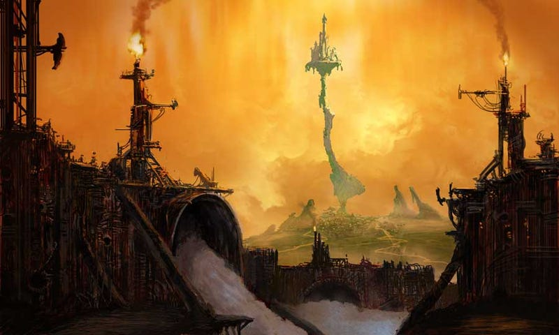 "This Looks Like Art From Warren Spector's ""Steampunk"" Disney Game"