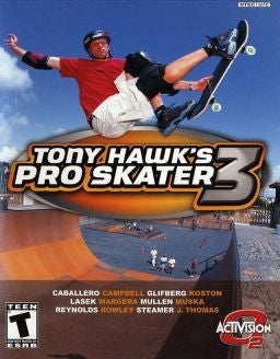 The Definitive Ranking of All the Songs in Tony Hawk's Pro Skater 3