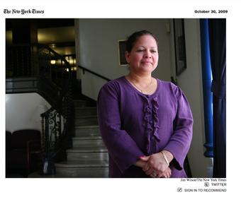 Administration Recommends Political Asylum For Rody Alvarado Peña