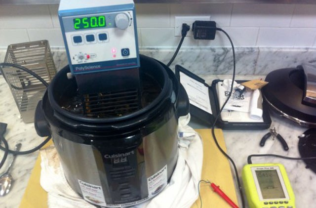 Hacking Your Pressure Cooker for Fun and Culinary Profit