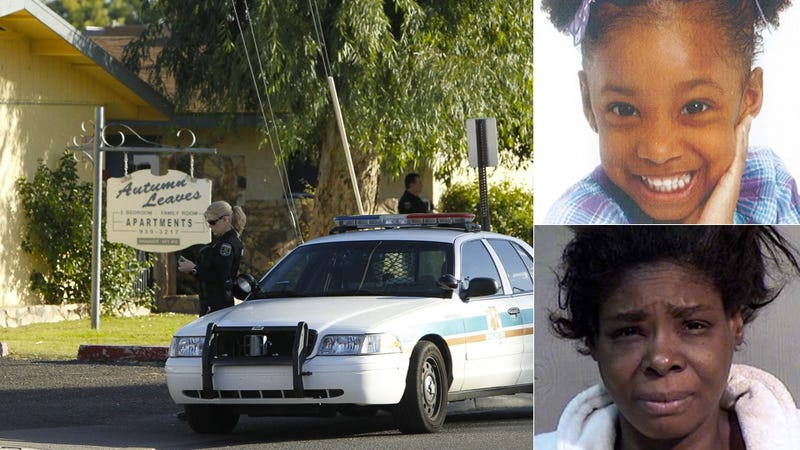 Police Believe Missing Girl Is Dead, Arrest Mother For Child Abuse