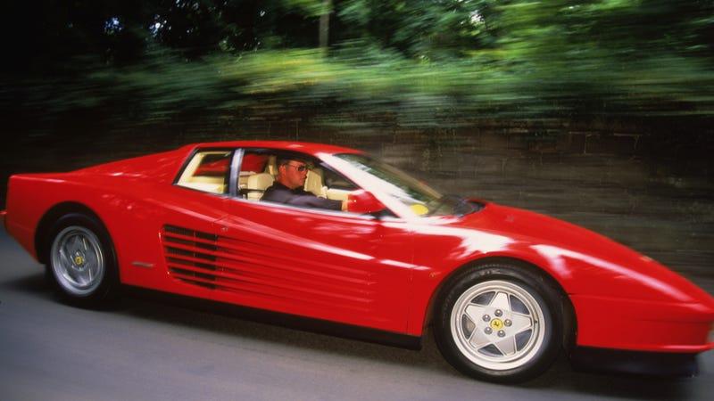 Going Twelve Rounds In Ferrari's Boxer