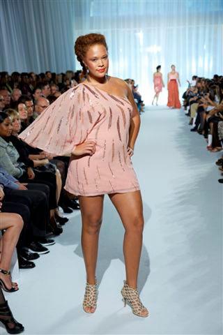 Plus Size Fashion Show Plus Size Show At Fashion