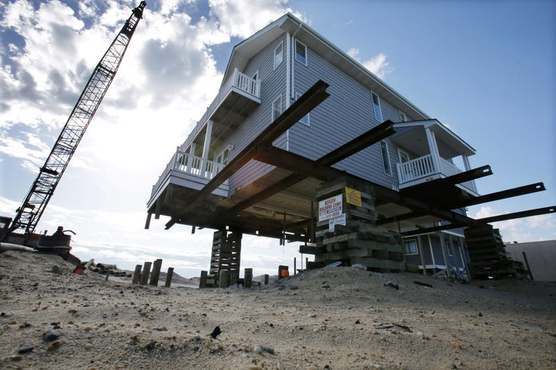 Rising Waters Are Spawning a New Breed of Cyborg Architecture