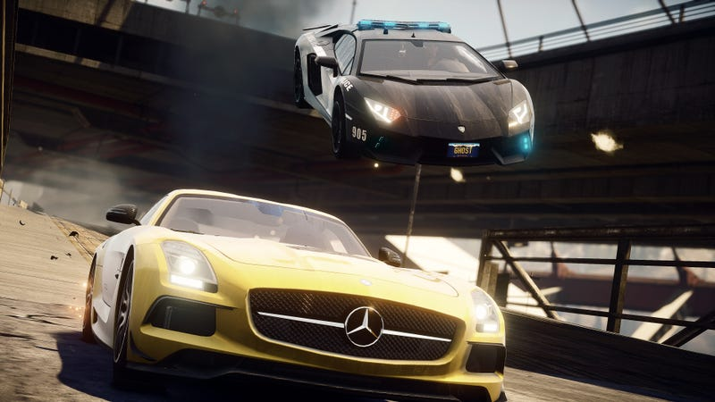Need for Speed Rivals Revels in the Moral Grey Zone