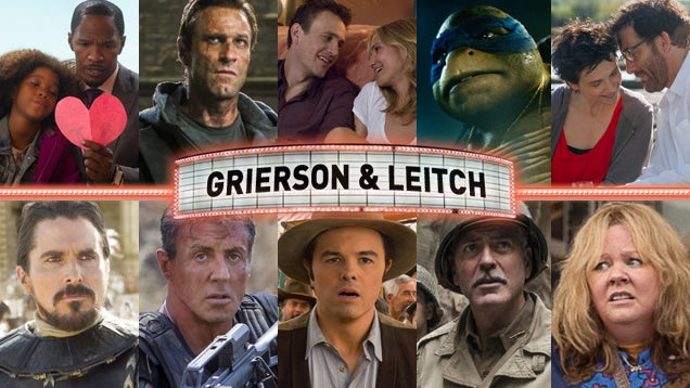 Grierson & Leitch's 2014 In Review: The Year's Worst Films