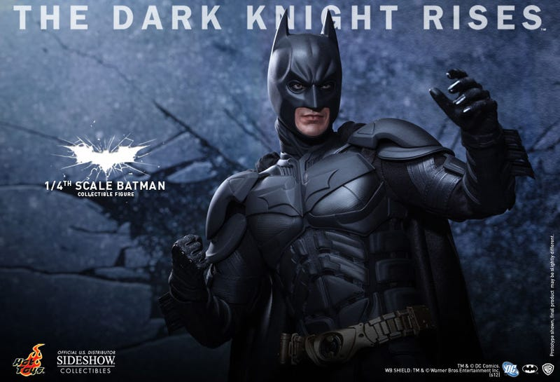 The Ultimate Batman Action Figure is This 18-Inch Dark Knight