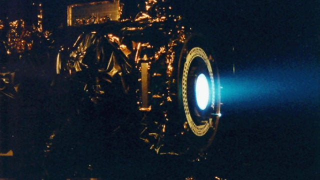 Australia Is Building a Pee-Powered Ion Thruster