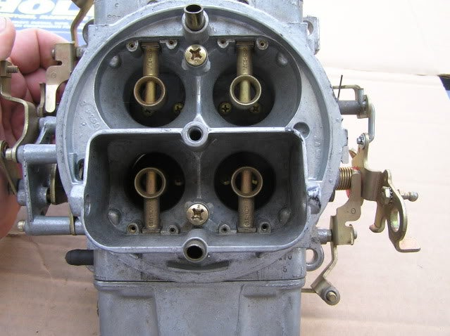 How To Rebuild An American V-8 Carburetor