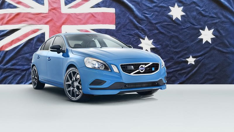 Volvo's Hottish S60 Polestar Goes To Australia