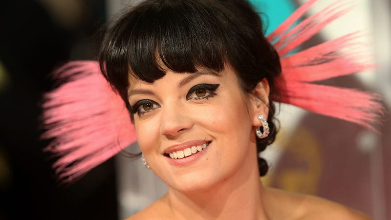Lily Allen: Men Are Not the Enemy, Women Are the Enemy