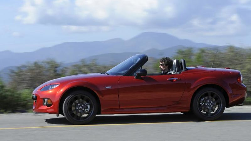 The Only Part Of The 220-Lb Lighter 2016 Mazda Miata You Need To See