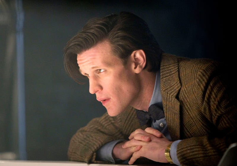 Matt Smith confirms he'll still be starring in Doctor Who in 2014