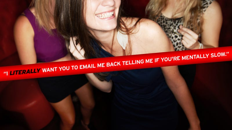 The Most Deranged Sorority Girl Email You Will Ever Read