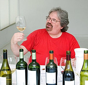 Professional Wine Snob in Booze Junket Payola Scandal