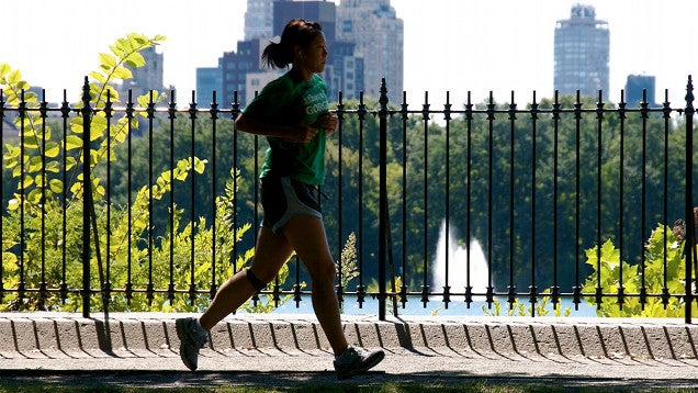 How to Return to Running After an Injury