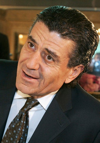 Meet Israeli Influence Peddler Haim Saban
