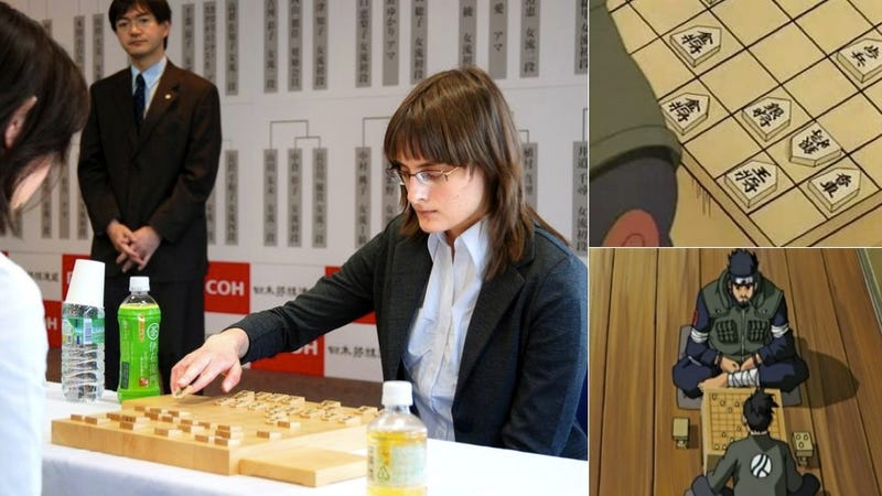 Naruto Inspires Polish Lady To Kick Shogi Ass
