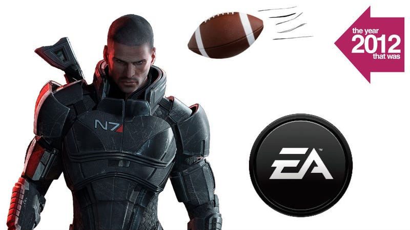 The Smartest & Dumbest Things EA Did in 2012