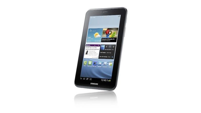Samsung Galaxy Tab 2, Why Do You Exist?