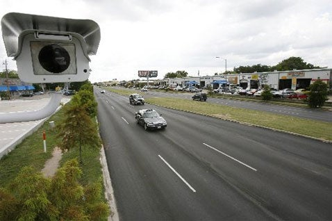 What Do You Think of Red Light Cameras?