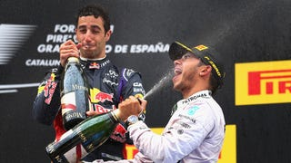 2014 Driver of the Year - Lewis Hamilton