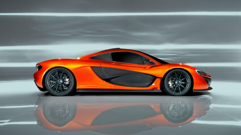 McLaren P1: This Is The World's Next Greatest Supercar