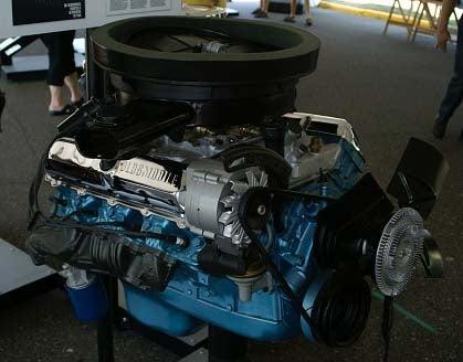 Engine Of The Day: Oldsmobile Generation 2 V8