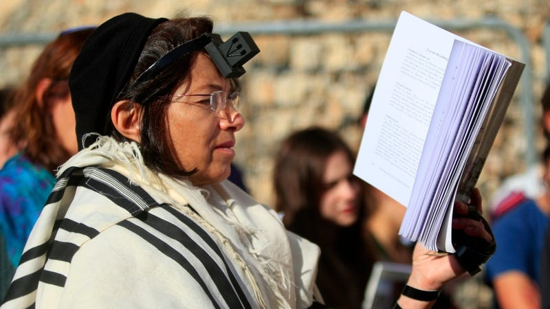 Just Let Jewish Women Pray How They Wanna Pray at the Western Wall, for Chrissakes
