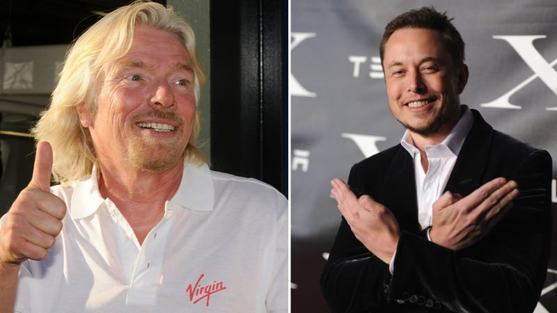 Richard Branson Says Tesla Should Be Able To Sell Direct