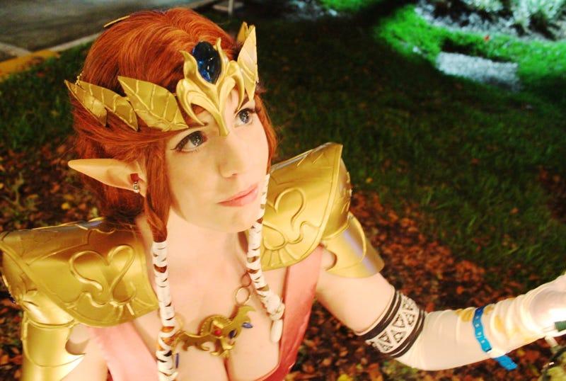 Well, Excuse Me, Princess Zelda Cosplay