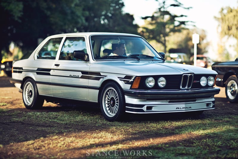 Fuck me old Alpina BMWs look great