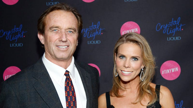 RFK Jr.'s Alleged Cellphone Fuck Book Lists 43 Potential Mistresses