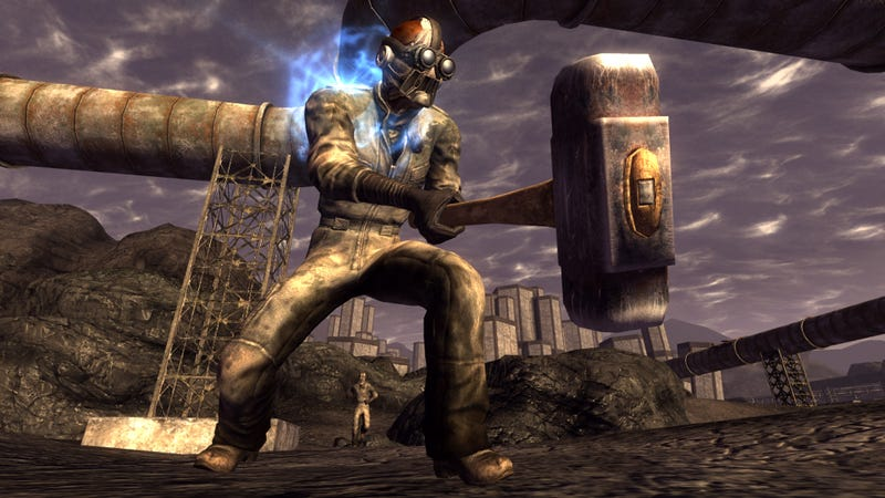 It's Hammer Time in Fallout: New Vegas' Old World Blues