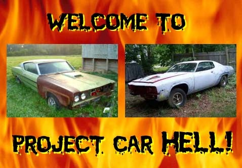 Project Car Hell, Hood Scoop Edition: Torino or Road Runner?