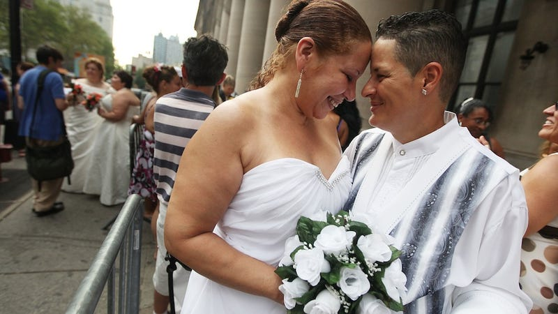 Judge Declares Federal Law Banning Same Sex Marriage Both Crappy and Unconstitutional