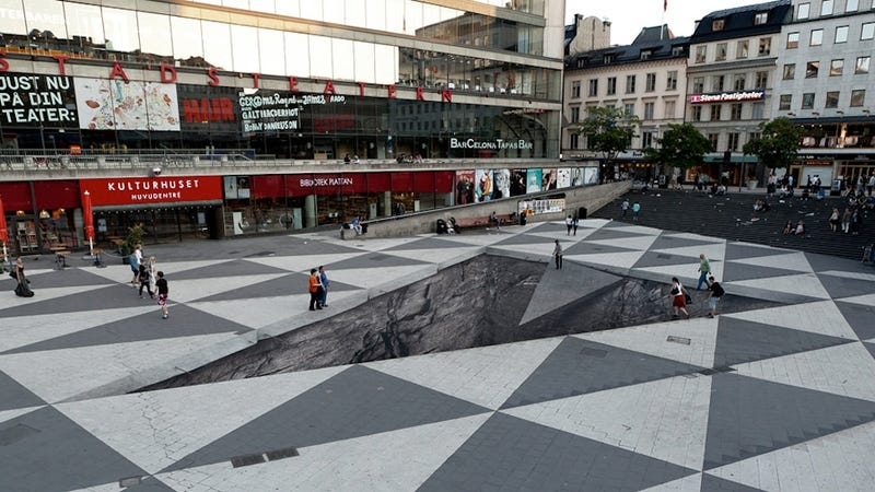 The Strangest Installations and Art Projects on Earth