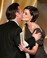 Katie Holmes' Chemical Moment With Sean Penn